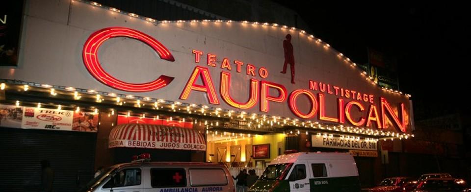 Compra tus entradas para teatro caupolic n for Concierto hoy en santiago